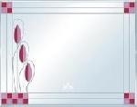 Gương bỉ TAV 659B - MS3654